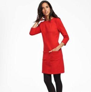 Boden Abigail Jacquard Tunic Dress